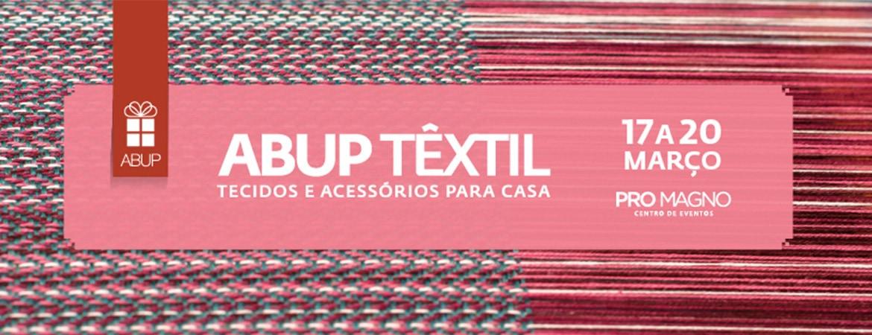 Nossas redes garantiram ótimas vendas na ABUP Têxtil